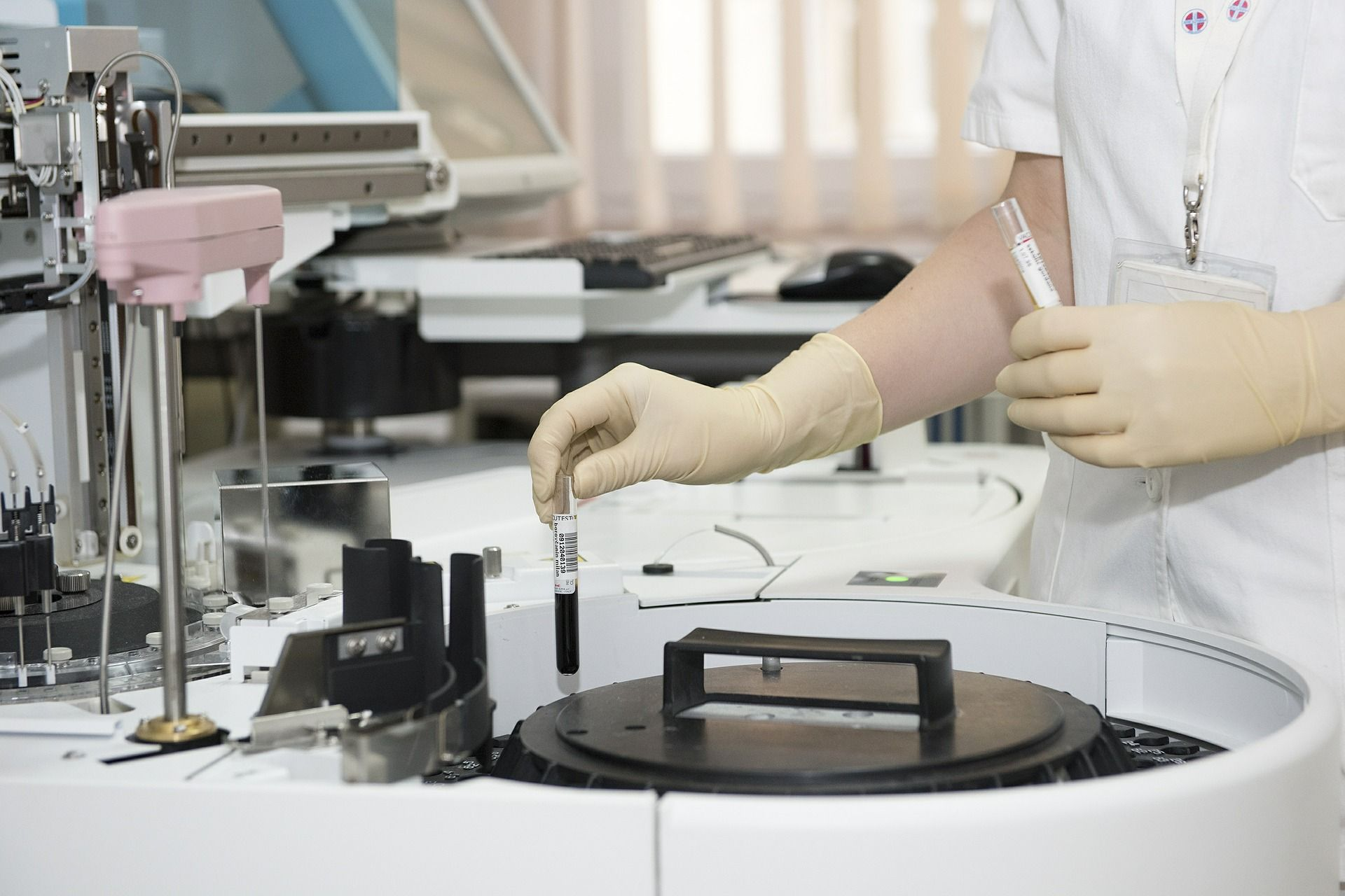 GED laboratoires d'analyse médicale : Indexware